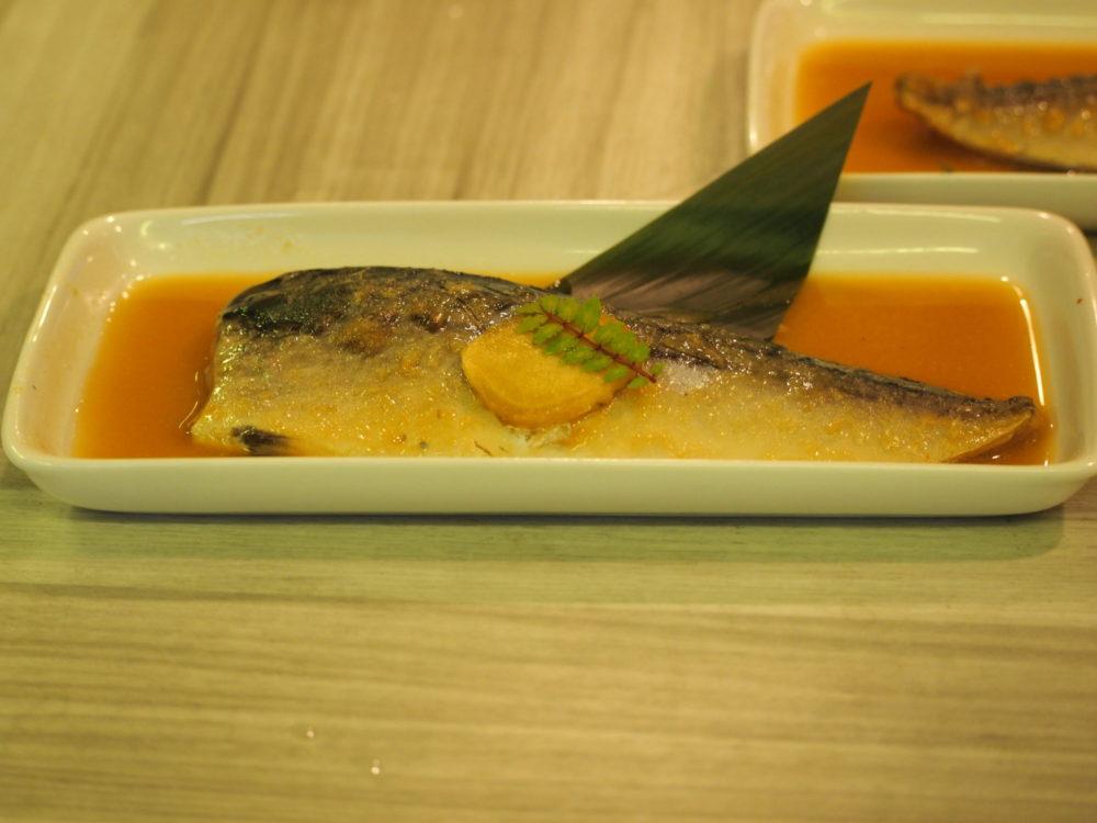 日替りお魚定食