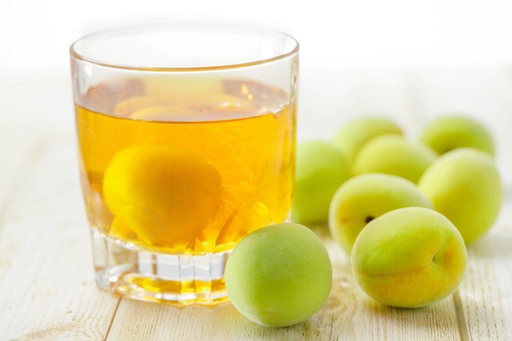 果実酒・梅酒